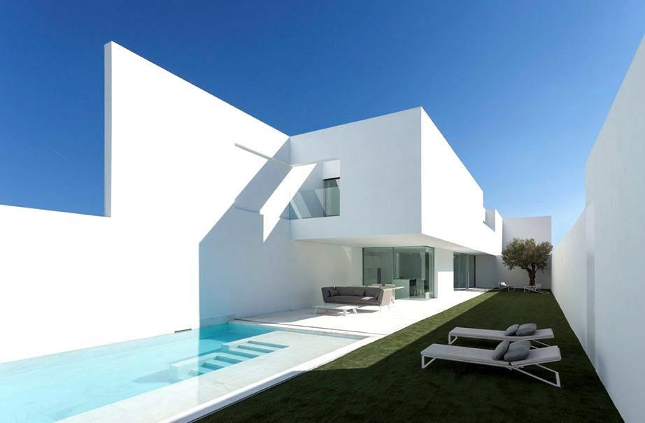 The Simplistic Luxurious Of Spanish Minimalism