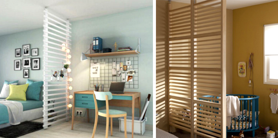 Try These Claustras in Your Childs Room