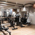 Gymnastiksal Industrial Home Gym