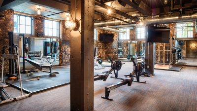 15 Best Industrial Home GYM Ideas