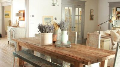 5 Home Improvement Wood Projects